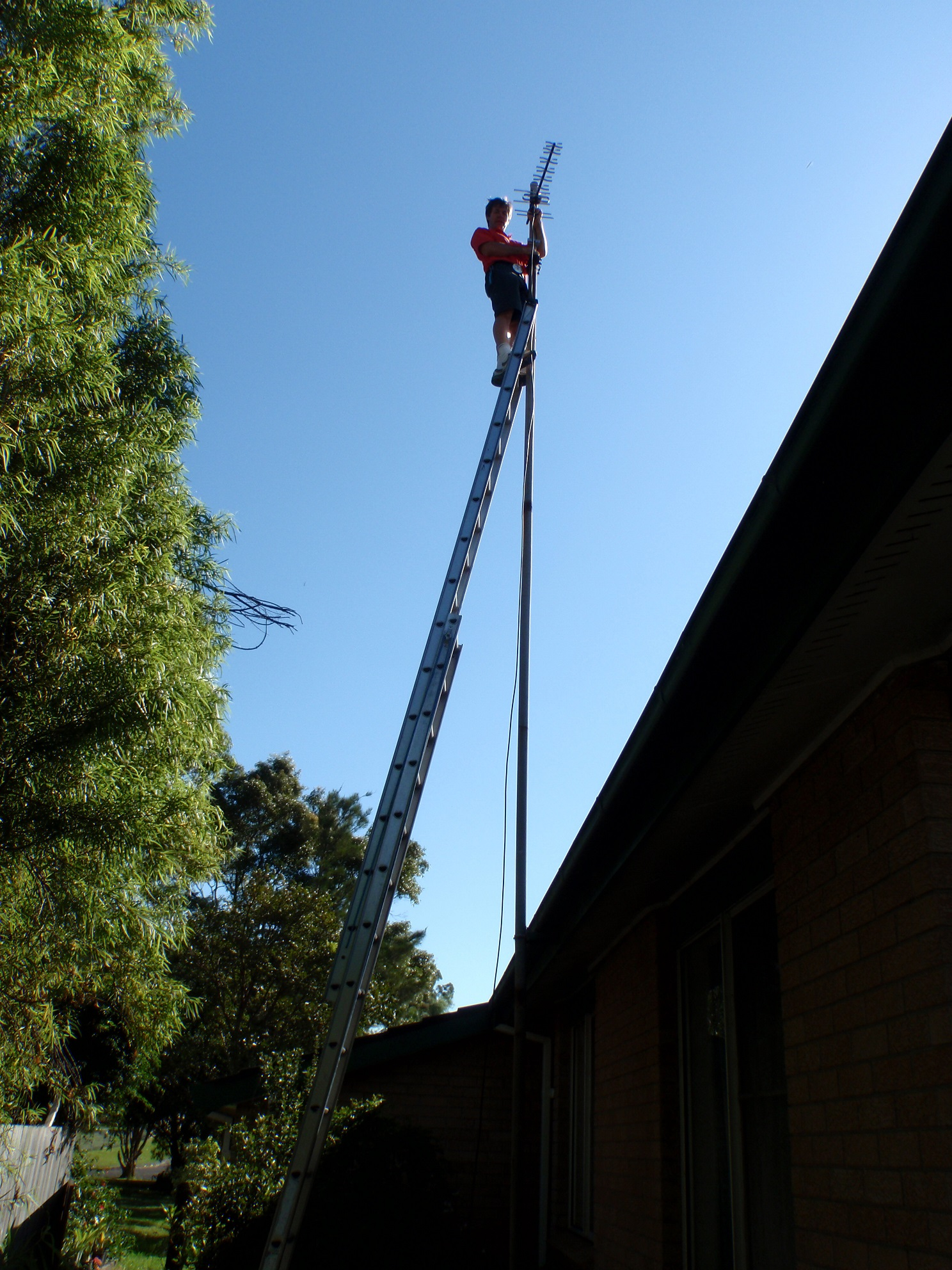Tv Antenna Wollongong installation